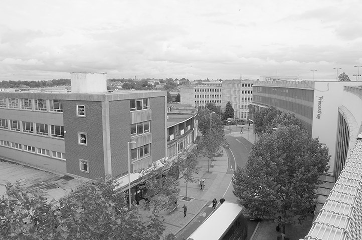 street view version_3 b&w