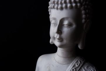 vacant buddha