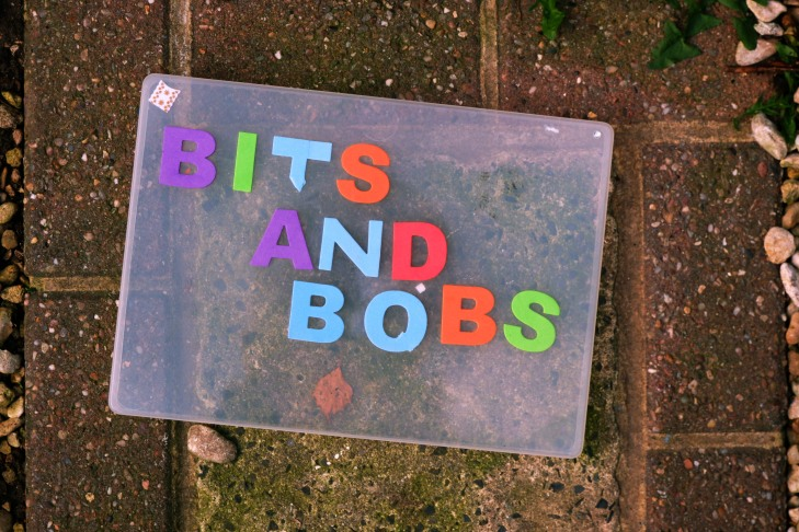 bits and bobs outdoors